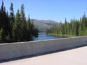 Upper Payette at Bridge
