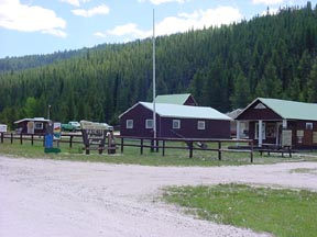 Warren Guard Station